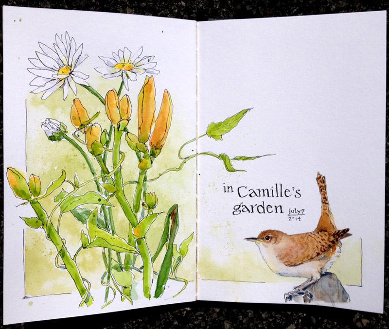Camille's Garden