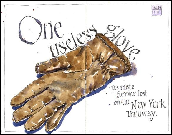 One Useless Glove
