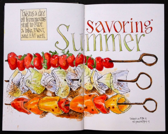 Savoring Summer