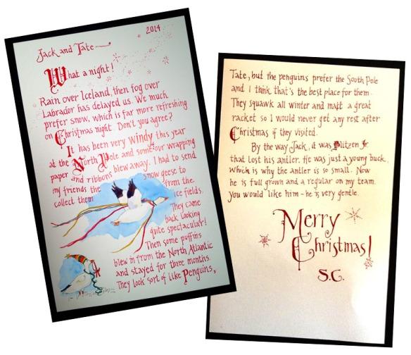 2014 Christmas Letter